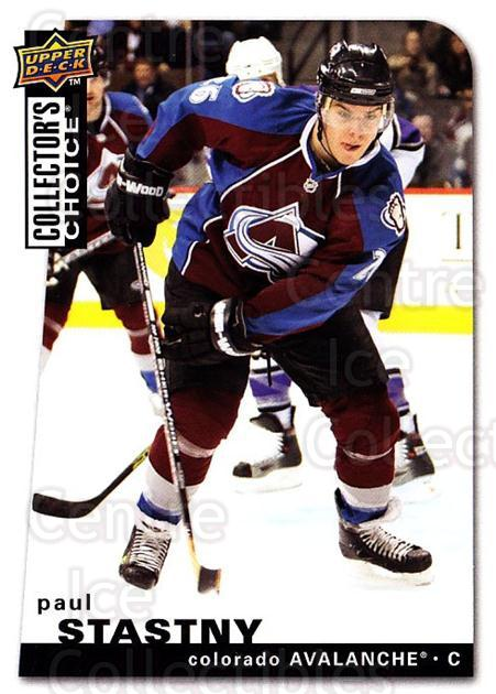2008-09 Collectors Choice #147 Paul Stastny<br/>2 In Stock - $1.00 each - <a href=https://centericecollectibles.foxycart.com/cart?name=2008-09%20Collectors%20Choice%20%23147%20Paul%20Stastny...&quantity_max=2&price=$1.00&code=279823 class=foxycart> Buy it now! </a>