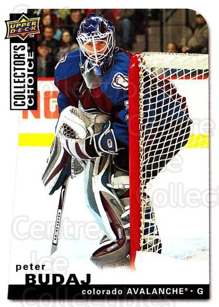 2008-09 Collectors Choice #149 Peter Budaj<br/>3 In Stock - $1.00 each - <a href=https://centericecollectibles.foxycart.com/cart?name=2008-09%20Collectors%20Choice%20%23149%20Peter%20Budaj...&quantity_max=3&price=$1.00&code=279825 class=foxycart> Buy it now! </a>