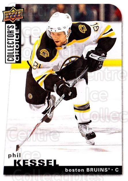 2008-09 Collectors Choice #152 Phil Kessel<br/>3 In Stock - $1.00 each - <a href=https://centericecollectibles.foxycart.com/cart?name=2008-09%20Collectors%20Choice%20%23152%20Phil%20Kessel...&quantity_max=3&price=$1.00&code=279828 class=foxycart> Buy it now! </a>