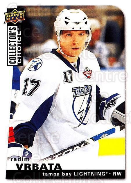2008-09 Collectors Choice #155 Radim Vrbata<br/>3 In Stock - $1.00 each - <a href=https://centericecollectibles.foxycart.com/cart?name=2008-09%20Collectors%20Choice%20%23155%20Radim%20Vrbata...&quantity_max=3&price=$1.00&code=279831 class=foxycart> Buy it now! </a>