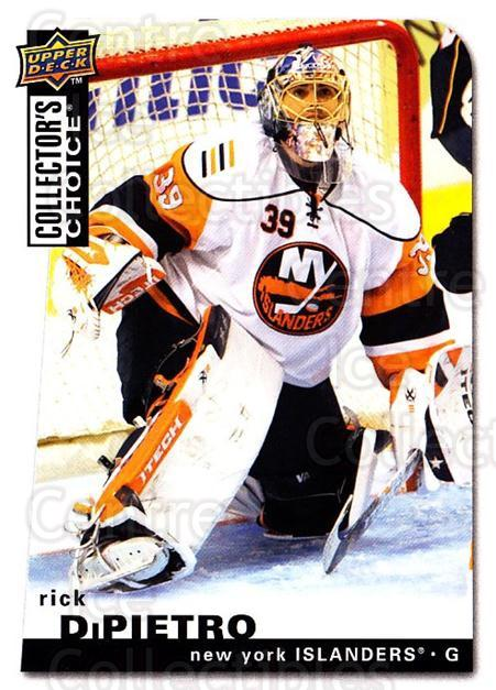 2008-09 Collectors Choice #157 Rick DiPietro<br/>3 In Stock - $1.00 each - <a href=https://centericecollectibles.foxycart.com/cart?name=2008-09%20Collectors%20Choice%20%23157%20Rick%20DiPietro...&quantity_max=3&price=$1.00&code=279833 class=foxycart> Buy it now! </a>