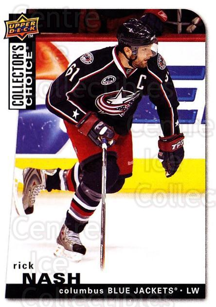 2008-09 Collectors Choice #158 Rick Nash<br/>2 In Stock - $1.00 each - <a href=https://centericecollectibles.foxycart.com/cart?name=2008-09%20Collectors%20Choice%20%23158%20Rick%20Nash...&quantity_max=2&price=$1.00&code=279834 class=foxycart> Buy it now! </a>