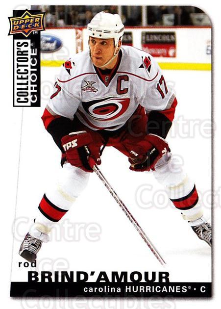 2008-09 Collectors Choice #161 Rod Brind'Amour<br/>3 In Stock - $1.00 each - <a href=https://centericecollectibles.foxycart.com/cart?name=2008-09%20Collectors%20Choice%20%23161%20Rod%20Brind'Amour...&quantity_max=3&price=$1.00&code=279837 class=foxycart> Buy it now! </a>