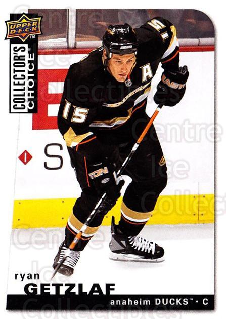 2008-09 Collectors Choice #162 Ryan Getzlaf<br/>3 In Stock - $1.00 each - <a href=https://centericecollectibles.foxycart.com/cart?name=2008-09%20Collectors%20Choice%20%23162%20Ryan%20Getzlaf...&quantity_max=3&price=$1.00&code=279838 class=foxycart> Buy it now! </a>