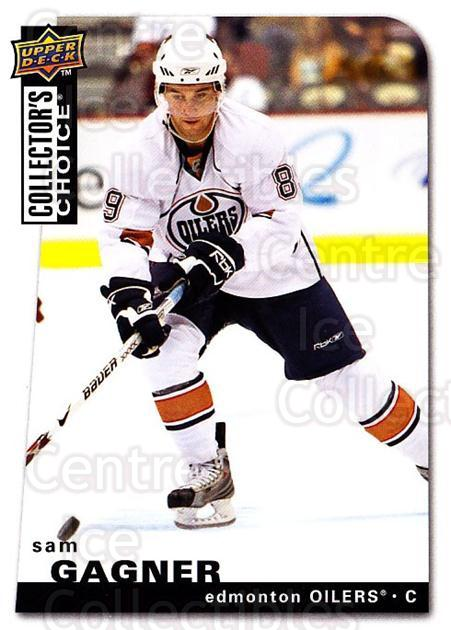 2008-09 Collectors Choice #169 Sam Gagner<br/>2 In Stock - $1.00 each - <a href=https://centericecollectibles.foxycart.com/cart?name=2008-09%20Collectors%20Choice%20%23169%20Sam%20Gagner...&quantity_max=2&price=$1.00&code=279845 class=foxycart> Buy it now! </a>