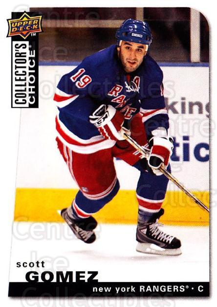 2008-09 Collectors Choice #170 Scott Gomez<br/>3 In Stock - $1.00 each - <a href=https://centericecollectibles.foxycart.com/cart?name=2008-09%20Collectors%20Choice%20%23170%20Scott%20Gomez...&quantity_max=3&price=$1.00&code=279846 class=foxycart> Buy it now! </a>