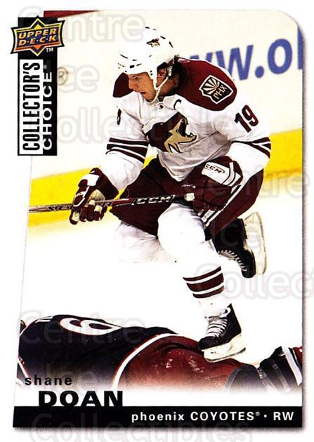 2008-09 Collectors Choice #174 Shane Doan<br/>3 In Stock - $1.00 each - <a href=https://centericecollectibles.foxycart.com/cart?name=2008-09%20Collectors%20Choice%20%23174%20Shane%20Doan...&quantity_max=3&price=$1.00&code=279850 class=foxycart> Buy it now! </a>