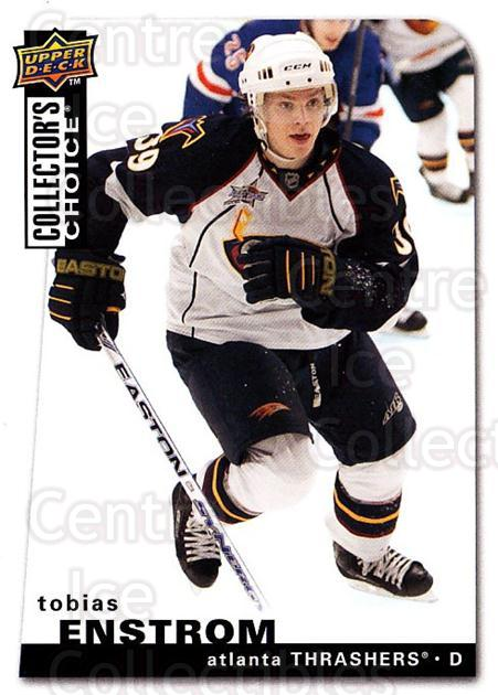 2008-09 Collectors Choice #185 Tobias Enstrom<br/>3 In Stock - $1.00 each - <a href=https://centericecollectibles.foxycart.com/cart?name=2008-09%20Collectors%20Choice%20%23185%20Tobias%20Enstrom...&quantity_max=3&price=$1.00&code=279861 class=foxycart> Buy it now! </a>