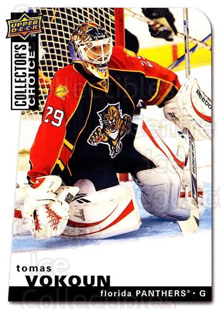 2008-09 Collectors Choice #189 Tomas Vokoun<br/>2 In Stock - $1.00 each - <a href=https://centericecollectibles.foxycart.com/cart?name=2008-09%20Collectors%20Choice%20%23189%20Tomas%20Vokoun...&quantity_max=2&price=$1.00&code=279865 class=foxycart> Buy it now! </a>