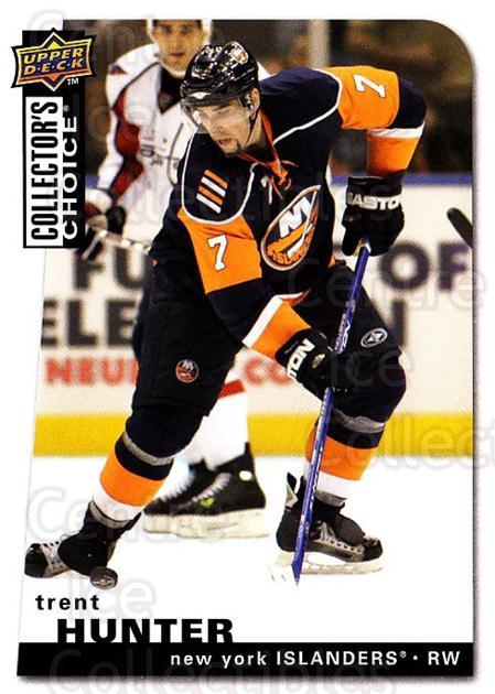 2008-09 Collectors Choice #191 Trent Hunter<br/>3 In Stock - $1.00 each - <a href=https://centericecollectibles.foxycart.com/cart?name=2008-09%20Collectors%20Choice%20%23191%20Trent%20Hunter...&quantity_max=3&price=$1.00&code=279867 class=foxycart> Buy it now! </a>