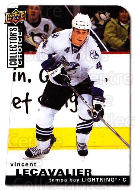 2008-09 Collectors Choice #196 Vincent Lecavalier<br/>3 In Stock - $1.00 each - <a href=https://centericecollectibles.foxycart.com/cart?name=2008-09%20Collectors%20Choice%20%23196%20Vincent%20Lecaval...&quantity_max=3&price=$1.00&code=279872 class=foxycart> Buy it now! </a>