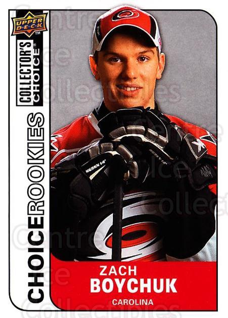 2008-09 Collectors Choice #205 Zach Boychuk<br/>2 In Stock - $2.00 each - <a href=https://centericecollectibles.foxycart.com/cart?name=2008-09%20Collectors%20Choice%20%23205%20Zach%20Boychuk...&quantity_max=2&price=$2.00&code=279881 class=foxycart> Buy it now! </a>