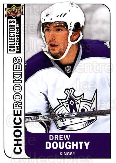 2008-09 Collectors Choice #209 Drew Doughty<br/>3 In Stock - $5.00 each - <a href=https://centericecollectibles.foxycart.com/cart?name=2008-09%20Collectors%20Choice%20%23209%20Drew%20Doughty...&quantity_max=3&price=$5.00&code=279885 class=foxycart> Buy it now! </a>