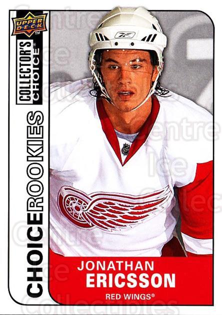 2008-09 Collectors Choice #212 Jonathan Ericsson<br/>2 In Stock - $2.00 each - <a href=https://centericecollectibles.foxycart.com/cart?name=2008-09%20Collectors%20Choice%20%23212%20Jonathan%20Ericss...&quantity_max=2&price=$2.00&code=279888 class=foxycart> Buy it now! </a>