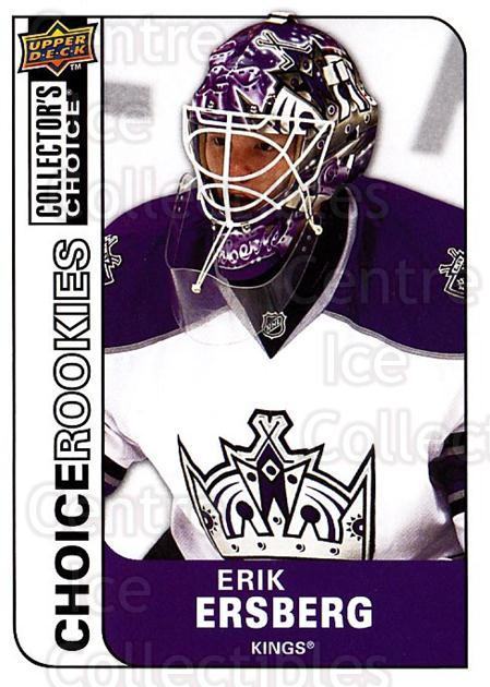 2008-09 Collectors Choice #213 Erik Ersberg<br/>2 In Stock - $2.00 each - <a href=https://centericecollectibles.foxycart.com/cart?name=2008-09%20Collectors%20Choice%20%23213%20Erik%20Ersberg...&quantity_max=2&price=$2.00&code=279889 class=foxycart> Buy it now! </a>