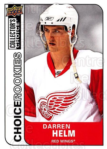 2008-09 Collectors Choice #219 Darren Helm<br/>3 In Stock - $2.00 each - <a href=https://centericecollectibles.foxycart.com/cart?name=2008-09%20Collectors%20Choice%20%23219%20Darren%20Helm...&quantity_max=3&price=$2.00&code=279895 class=foxycart> Buy it now! </a>