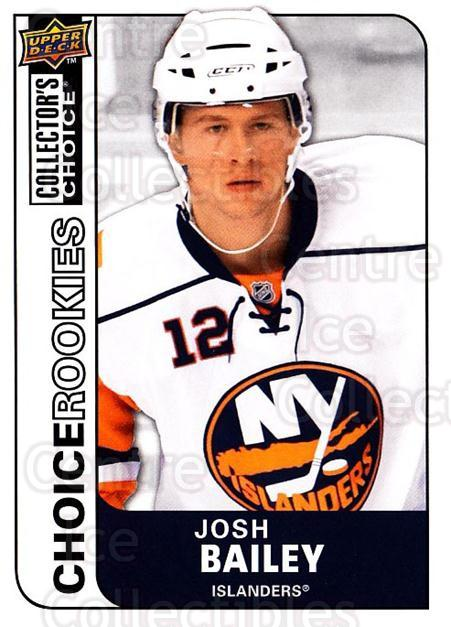 2008-09 Collectors Choice #221 Josh Bailey<br/>3 In Stock - $2.00 each - <a href=https://centericecollectibles.foxycart.com/cart?name=2008-09%20Collectors%20Choice%20%23221%20Josh%20Bailey...&quantity_max=3&price=$2.00&code=279897 class=foxycart> Buy it now! </a>