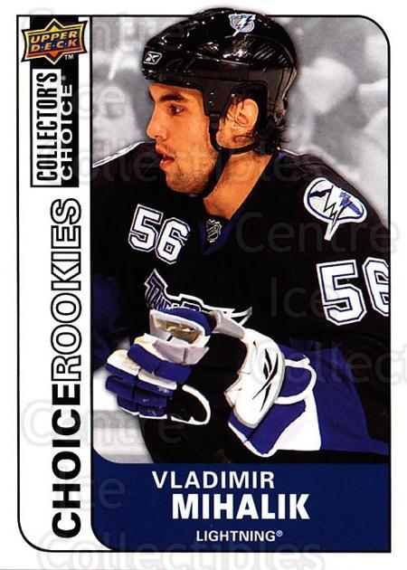 2008-09 Collectors Choice #227 Vladimir Mihalik<br/>2 In Stock - $2.00 each - <a href=https://centericecollectibles.foxycart.com/cart?name=2008-09%20Collectors%20Choice%20%23227%20Vladimir%20Mihali...&quantity_max=2&price=$2.00&code=279903 class=foxycart> Buy it now! </a>