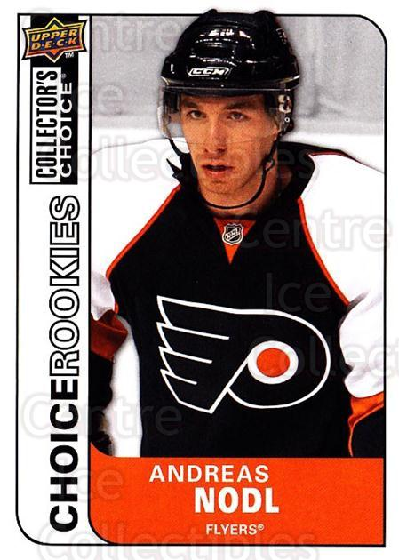 2008-09 Collectors Choice #230 Andreas Nodl<br/>5 In Stock - $2.00 each - <a href=https://centericecollectibles.foxycart.com/cart?name=2008-09%20Collectors%20Choice%20%23230%20Andreas%20Nodl...&quantity_max=5&price=$2.00&code=279906 class=foxycart> Buy it now! </a>