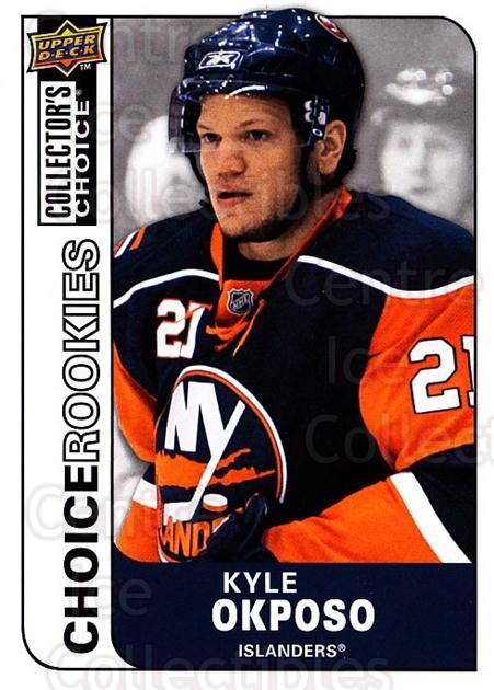 2008-09 Collectors Choice #231 Kyle Okposo<br/>3 In Stock - $2.00 each - <a href=https://centericecollectibles.foxycart.com/cart?name=2008-09%20Collectors%20Choice%20%23231%20Kyle%20Okposo...&quantity_max=3&price=$2.00&code=279907 class=foxycart> Buy it now! </a>