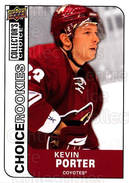 2008-09 Collectors Choice #235 Kevin Porter<br/>3 In Stock - $2.00 each - <a href=https://centericecollectibles.foxycart.com/cart?name=2008-09%20Collectors%20Choice%20%23235%20Kevin%20Porter...&quantity_max=3&price=$2.00&code=279911 class=foxycart> Buy it now! </a>