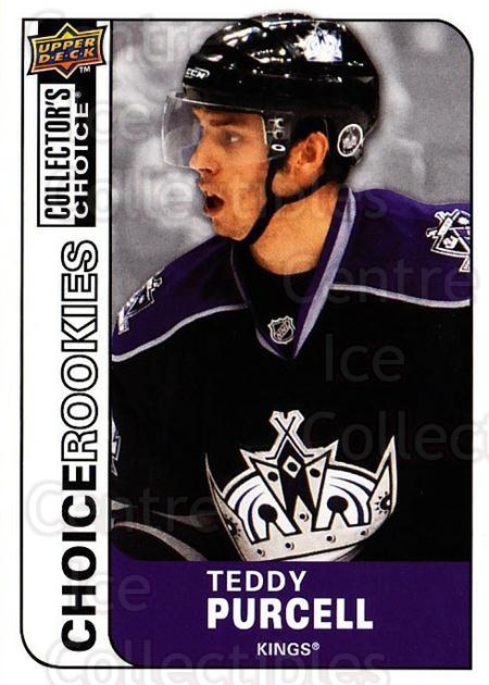 2008-09 Collectors Choice #236 Teddy Purcell<br/>3 In Stock - $2.00 each - <a href=https://centericecollectibles.foxycart.com/cart?name=2008-09%20Collectors%20Choice%20%23236%20Teddy%20Purcell...&quantity_max=3&price=$2.00&code=279912 class=foxycart> Buy it now! </a>