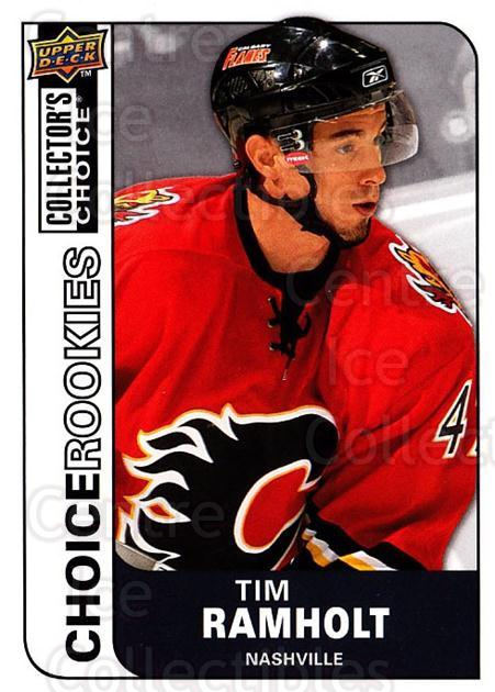2008-09 Collectors Choice #237 Tim Ramholt<br/>2 In Stock - $2.00 each - <a href=https://centericecollectibles.foxycart.com/cart?name=2008-09%20Collectors%20Choice%20%23237%20Tim%20Ramholt...&quantity_max=2&price=$2.00&code=279913 class=foxycart> Buy it now! </a>
