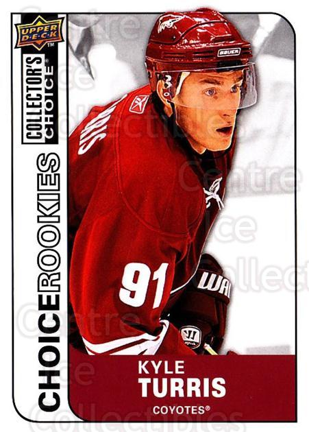 2008-09 Collectors Choice #245 Kyle Turris<br/>2 In Stock - $2.00 each - <a href=https://centericecollectibles.foxycart.com/cart?name=2008-09%20Collectors%20Choice%20%23245%20Kyle%20Turris...&quantity_max=2&price=$2.00&code=279921 class=foxycart> Buy it now! </a>