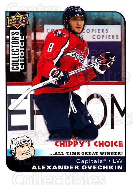 2008-09 Collectors Choice #281 Alexander Ovechkin<br/>2 In Stock - $3.00 each - <a href=https://centericecollectibles.foxycart.com/cart?name=2008-09%20Collectors%20Choice%20%23281%20Alexander%20Ovech...&quantity_max=2&price=$3.00&code=279957 class=foxycart> Buy it now! </a>
