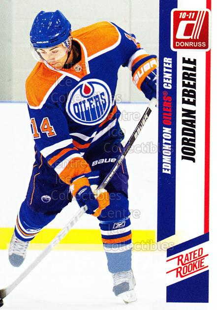 2010-11 Donruss #298 Jordan Eberle<br/>2 In Stock - $5.00 each - <a href=https://centericecollectibles.foxycart.com/cart?name=2010-11%20Donruss%20%23298%20Jordan%20Eberle...&quantity_max=2&price=$5.00&code=280274 class=foxycart> Buy it now! </a>