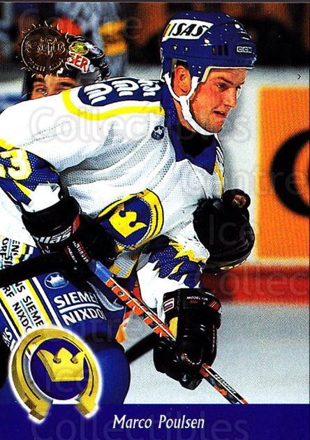 1994-95 Finnish SISU #346 Marco Poulsen<br/>1 In Stock - $2.00 each - <a href=https://centericecollectibles.foxycart.com/cart?name=1994-95%20Finnish%20SISU%20%23346%20Marco%20Poulsen...&quantity_max=1&price=$2.00&code=280516 class=foxycart> Buy it now! </a>