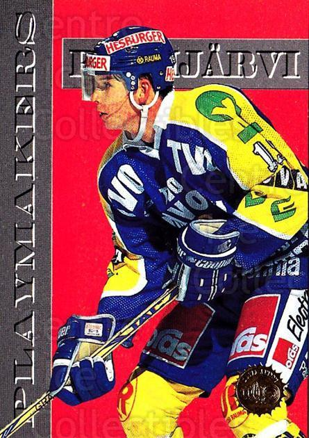 1994-95 Finnish SISU #382 Juha Riihijarvi<br/>1 In Stock - $2.00 each - <a href=https://centericecollectibles.foxycart.com/cart?name=1994-95%20Finnish%20SISU%20%23382%20Juha%20Riihijarvi...&quantity_max=1&price=$2.00&code=280518 class=foxycart> Buy it now! </a>