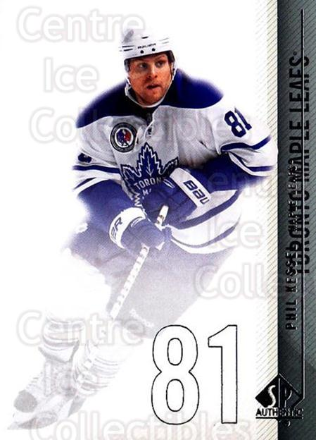 2010-11 Sp Authentic #3 Phil Kessel<br/>3 In Stock - $1.00 each - <a href=https://centericecollectibles.foxycart.com/cart?name=2010-11%20Sp%20Authentic%20%233%20Phil%20Kessel...&quantity_max=3&price=$1.00&code=280522 class=foxycart> Buy it now! </a>