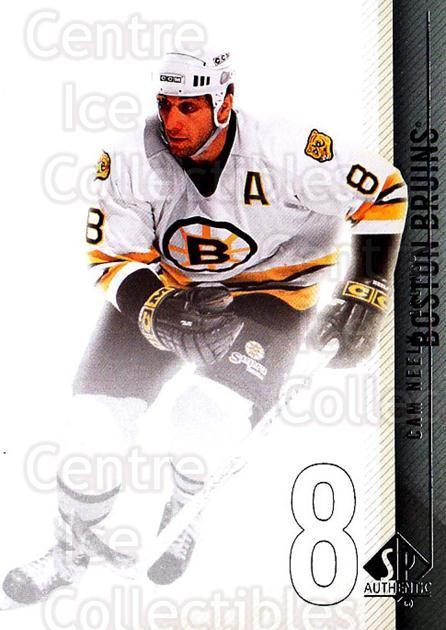 2010-11 Sp Authentic #55 Cam Neely<br/>2 In Stock - $1.00 each - <a href=https://centericecollectibles.foxycart.com/cart?name=2010-11%20Sp%20Authentic%20%2355%20Cam%20Neely...&quantity_max=2&price=$1.00&code=280574 class=foxycart> Buy it now! </a>