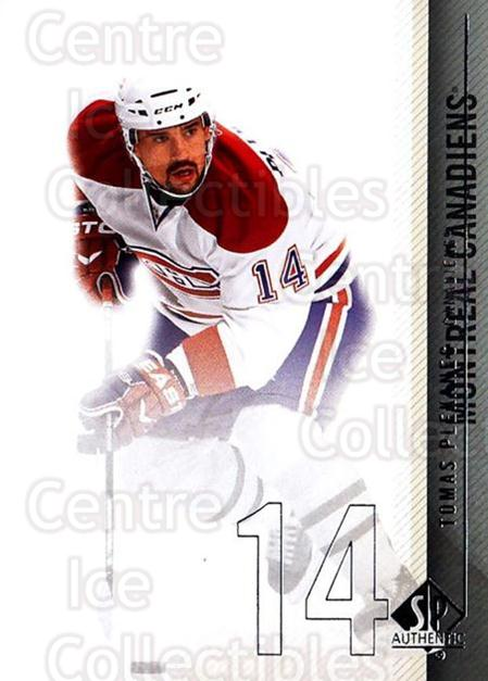 2010-11 Sp Authentic #68 Tomas Plekanec<br/>2 In Stock - $1.00 each - <a href=https://centericecollectibles.foxycart.com/cart?name=2010-11%20Sp%20Authentic%20%2368%20Tomas%20Plekanec...&quantity_max=2&price=$1.00&code=280587 class=foxycart> Buy it now! </a>