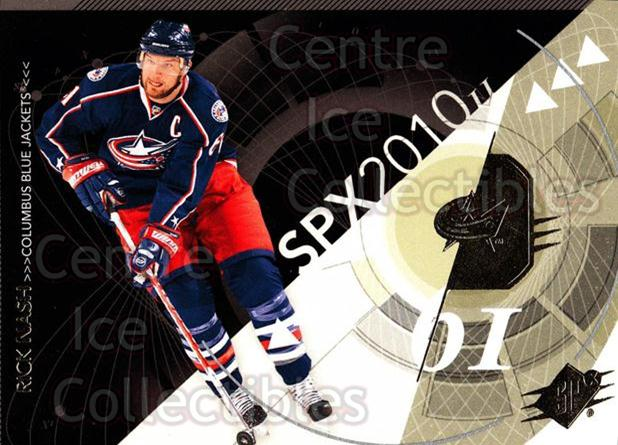 2010-11 Spx #29 Rick Nash<br/>13 In Stock - $1.00 each - <a href=https://centericecollectibles.foxycart.com/cart?name=2010-11%20Spx%20%2329%20Rick%20Nash...&quantity_max=13&price=$1.00&code=280698 class=foxycart> Buy it now! </a>