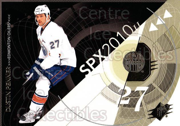 2010-11 Spx #41 Dustin Penner<br/>12 In Stock - $1.00 each - <a href=https://centericecollectibles.foxycart.com/cart?name=2010-11%20Spx%20%2341%20Dustin%20Penner...&quantity_max=12&price=$1.00&code=280710 class=foxycart> Buy it now! </a>