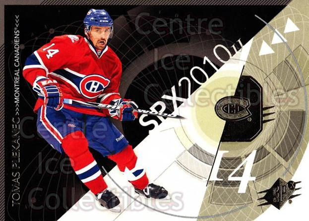 2010-11 Spx #51 Tomas Plekanec<br/>12 In Stock - $1.00 each - <a href=https://centericecollectibles.foxycart.com/cart?name=2010-11%20Spx%20%2351%20Tomas%20Plekanec...&quantity_max=12&price=$1.00&code=280720 class=foxycart> Buy it now! </a>