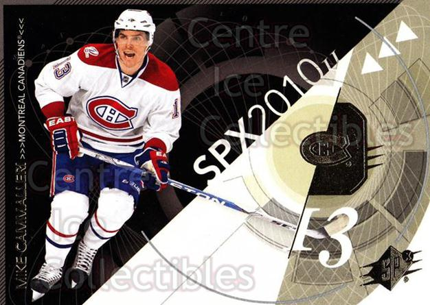 2010-11 Spx #53 Mike Cammalleri<br/>13 In Stock - $1.00 each - <a href=https://centericecollectibles.foxycart.com/cart?name=2010-11%20Spx%20%2353%20Mike%20Cammalleri...&quantity_max=13&price=$1.00&code=280722 class=foxycart> Buy it now! </a>