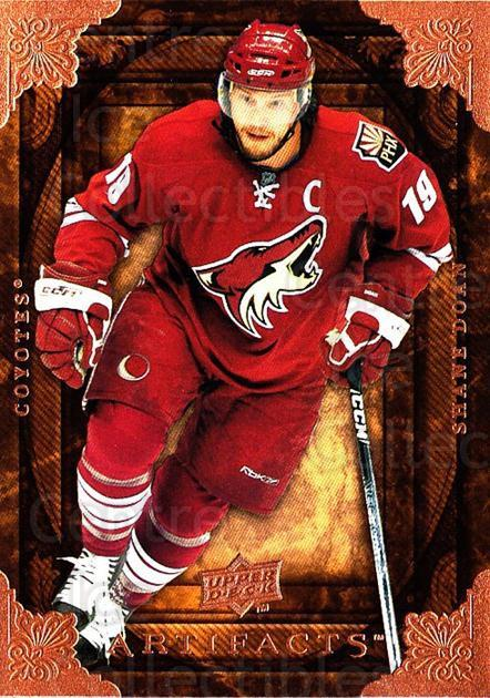 2008-09 UD Artifacts #26 Shane Doan<br/>4 In Stock - $1.00 each - <a href=https://centericecollectibles.foxycart.com/cart?name=2008-09%20UD%20Artifacts%20%2326%20Shane%20Doan...&quantity_max=4&price=$1.00&code=280795 class=foxycart> Buy it now! </a>