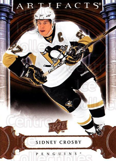 2009-10 UD Artifacts #60 Sidney Crosby<br/>3 In Stock - $5.00 each - <a href=https://centericecollectibles.foxycart.com/cart?name=2009-10%20UD%20Artifacts%20%2360%20Sidney%20Crosby...&quantity_max=3&price=$5.00&code=280929 class=foxycart> Buy it now! </a>