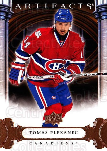 2009-10 UD Artifacts #94 Tomas Plekanec<br/>3 In Stock - $1.00 each - <a href=https://centericecollectibles.foxycart.com/cart?name=2009-10%20UD%20Artifacts%20%2394%20Tomas%20Plekanec...&quantity_max=3&price=$1.00&code=280963 class=foxycart> Buy it now! </a>