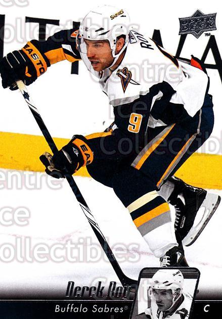 2010-11 Upper Deck #176 Derek Roy<br/>11 In Stock - $1.00 each - <a href=https://centericecollectibles.foxycart.com/cart?name=2010-11%20Upper%20Deck%20%23176%20Derek%20Roy...&quantity_max=11&price=$1.00&code=281145 class=foxycart> Buy it now! </a>