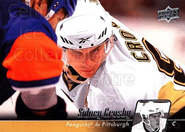 2010-11 Upper Deck French #41 Sidney Crosby<br/>5 In Stock - $3.00 each - <a href=https://centericecollectibles.foxycart.com/cart?name=2010-11%20Upper%20Deck%20French%20%2341%20Sidney%20Crosby...&quantity_max=5&price=$3.00&code=281260 class=foxycart> Buy it now! </a>