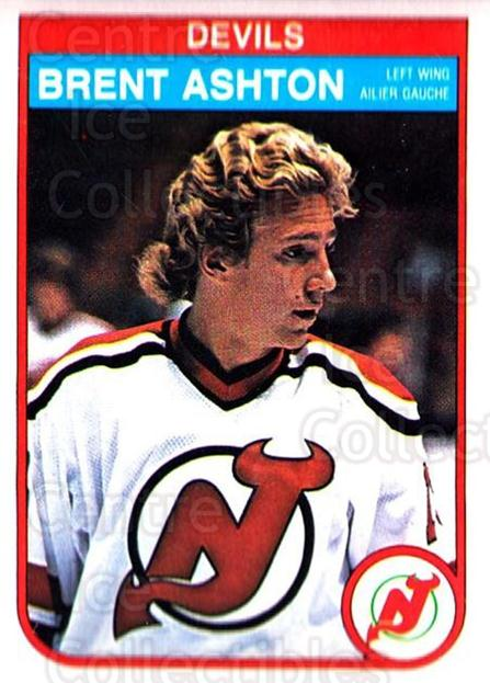 1982-83 O-Pee-Chee #135 Brent Ashton<br/>7 In Stock - $1.00 each - <a href=https://centericecollectibles.foxycart.com/cart?name=1982-83%20O-Pee-Chee%20%23135%20Brent%20Ashton...&quantity_max=7&price=$1.00&code=28144 class=foxycart> Buy it now! </a>