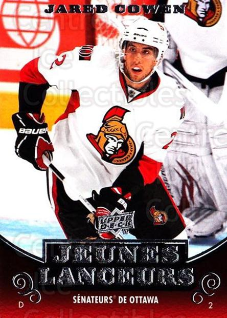 2010-11 Upper Deck French #239 Jared Cowen<br/>1 In Stock - $5.00 each - <a href=https://centericecollectibles.foxycart.com/cart?name=2010-11%20Upper%20Deck%20French%20%23239%20Jared%20Cowen...&quantity_max=1&price=$5.00&code=281458 class=foxycart> Buy it now! </a>