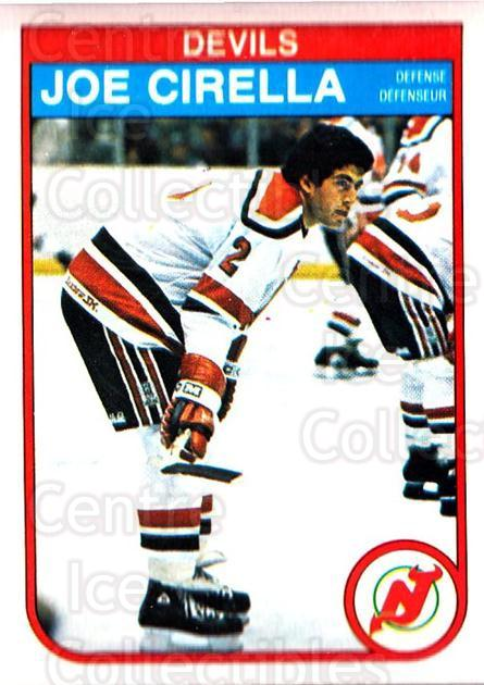 1982-83 O-Pee-Chee #137 Joe Cirella<br/>8 In Stock - $1.00 each - <a href=https://centericecollectibles.foxycart.com/cart?name=1982-83%20O-Pee-Chee%20%23137%20Joe%20Cirella...&quantity_max=8&price=$1.00&code=28146 class=foxycart> Buy it now! </a>