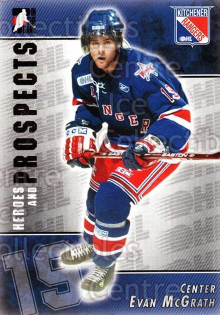 2004-05 ITG Heroes and Prospects #206 Evan McGrath<br/>2 In Stock - $1.00 each - <a href=https://centericecollectibles.foxycart.com/cart?name=2004-05%20ITG%20Heroes%20and%20Prospects%20%23206%20Evan%20McGrath...&quantity_max=2&price=$1.00&code=282343 class=foxycart> Buy it now! </a>