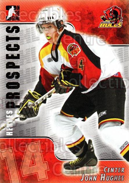 2004-05 ITG Heroes and Prospects #218 John Hughes<br/>2 In Stock - $1.00 each - <a href=https://centericecollectibles.foxycart.com/cart?name=2004-05%20ITG%20Heroes%20and%20Prospects%20%23218%20John%20Hughes...&quantity_max=2&price=$1.00&code=282355 class=foxycart> Buy it now! </a>