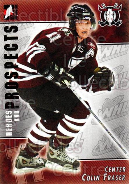 2004-05 ITG Heroes and Prospects #220 Colin Fraser<br/>2 In Stock - $1.00 each - <a href=https://centericecollectibles.foxycart.com/cart?name=2004-05%20ITG%20Heroes%20and%20Prospects%20%23220%20Colin%20Fraser...&quantity_max=2&price=$1.00&code=282357 class=foxycart> Buy it now! </a>